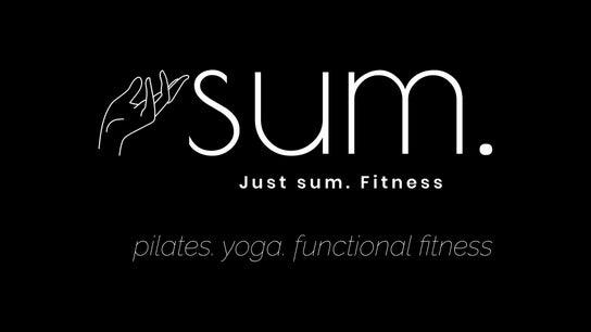 sum. Fitness