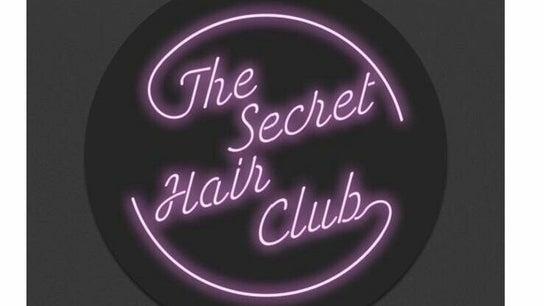 Ellie At The Secret Hair Club