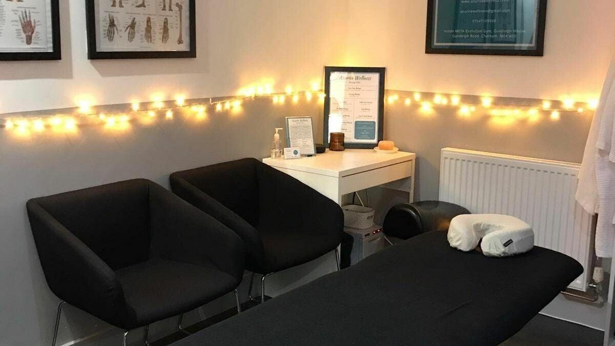 Azurite Wellness - Professional Sports Massage Clinic