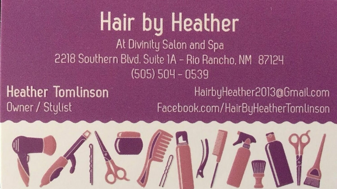 Hair by Heather at Divinity Salon and Spa - 1