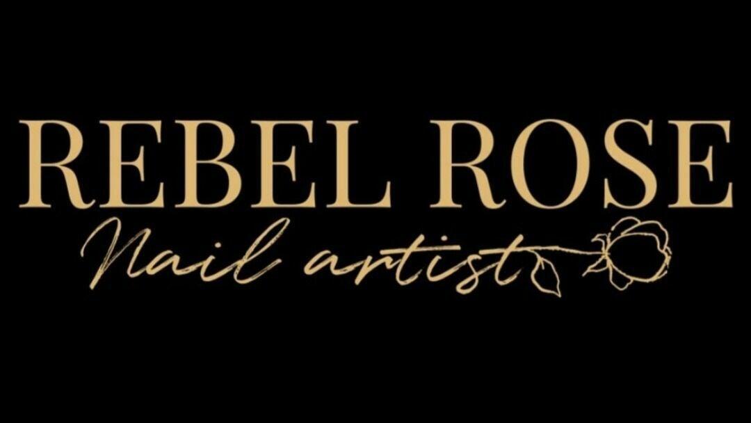 Rebel Rose Nail Artist - 1