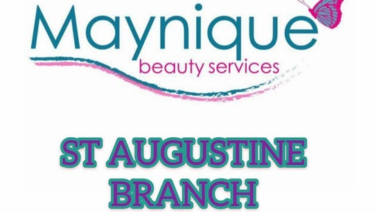 "Maynique  ""St Augustine """
