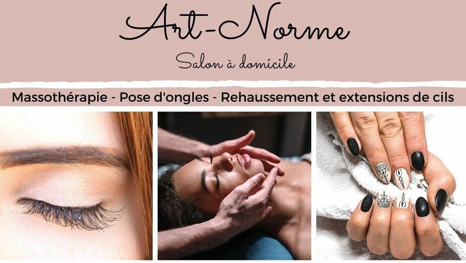 Art-Norme Salon à domicile - 1