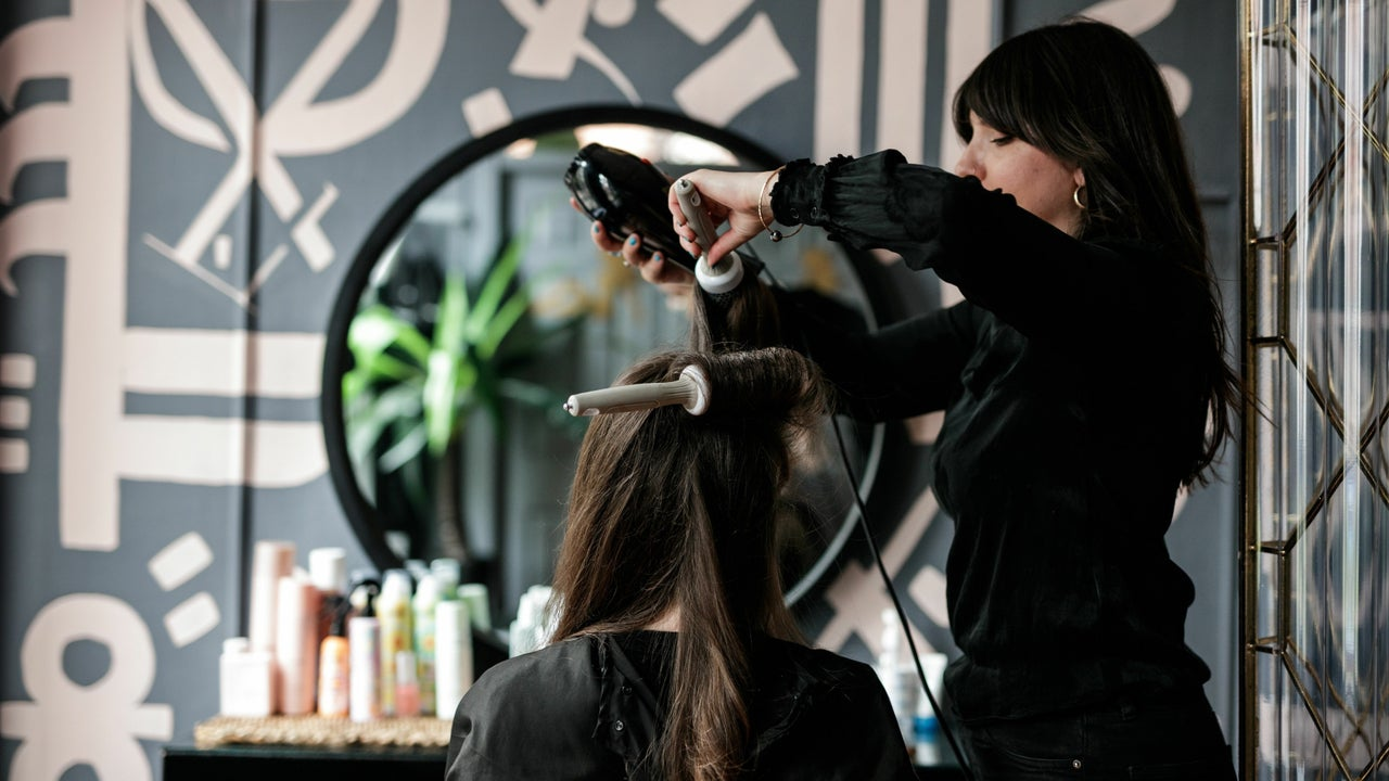 Lisa Babikian Hair - 1