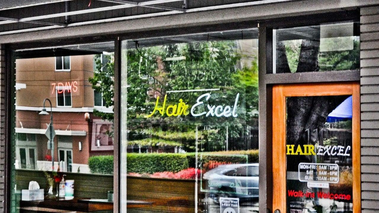 Hair Excel Mercer Island - 1