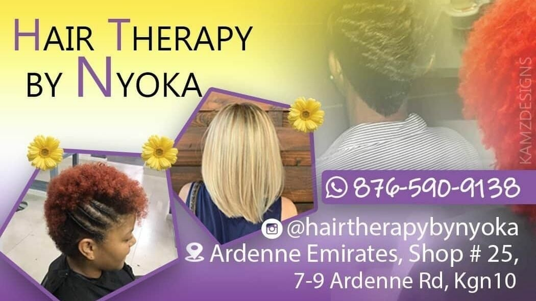 Hair therapy by nyoka