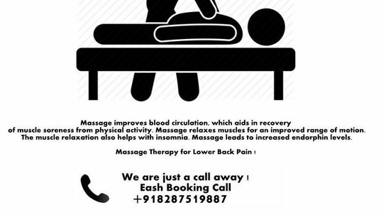Body Massage Therapy at home