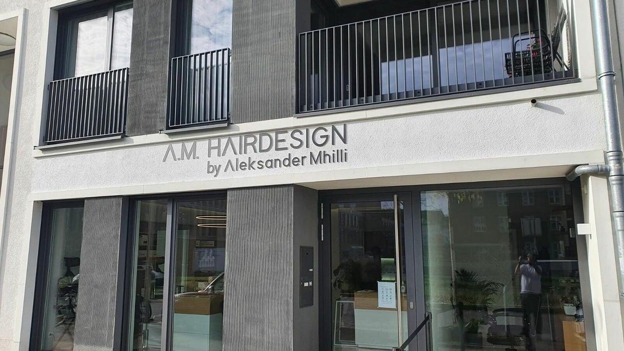 A.M. Hairdesign by Aleksander Mhilli - 1