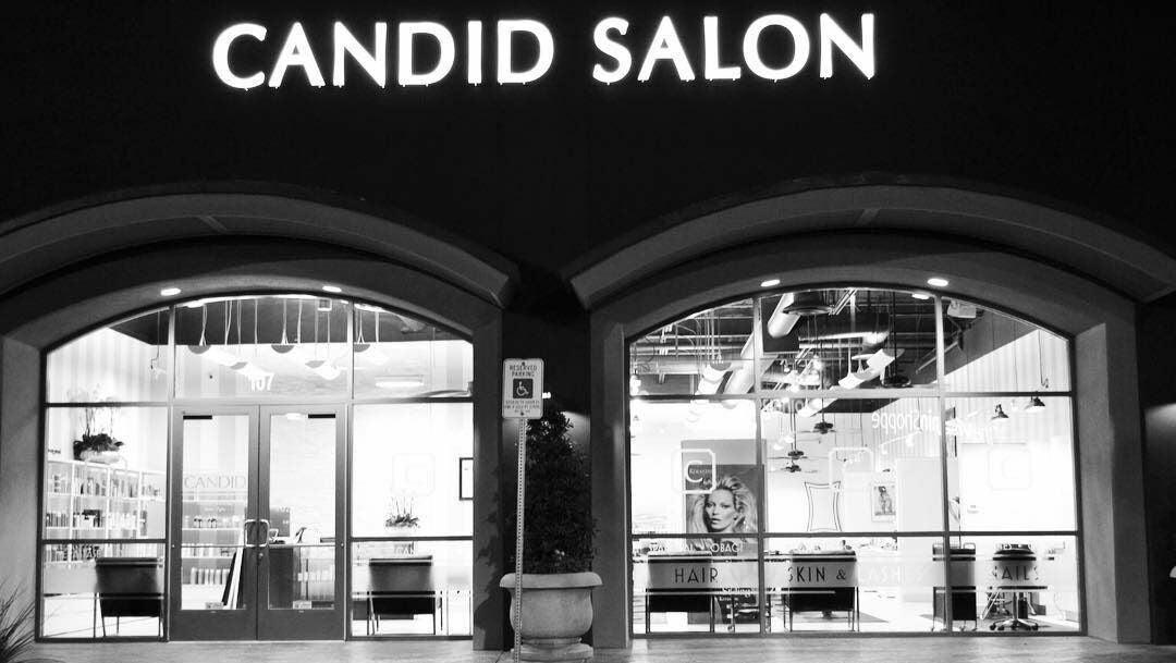 Candid Salon - 1