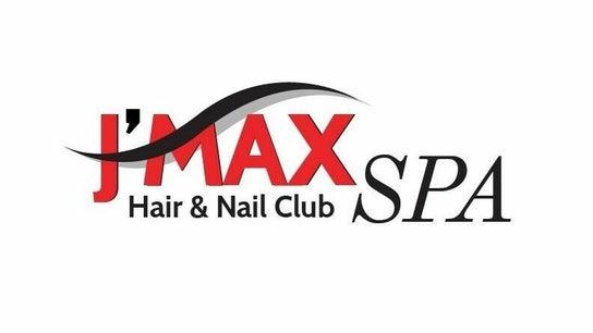 JMAXSPA HAIR AND NAIL CLUB