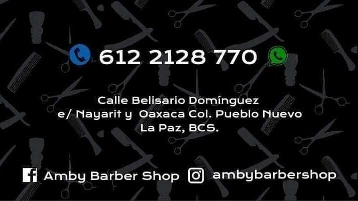 AMBY Barber Shop