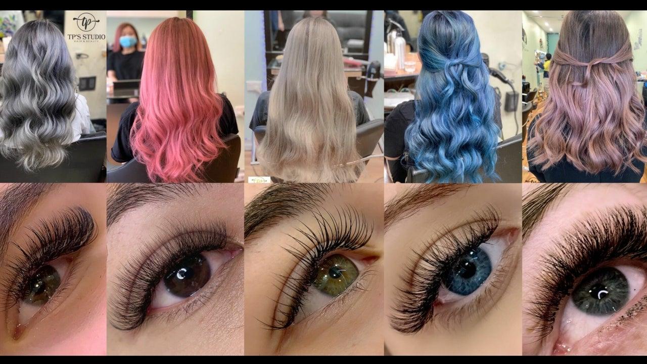 TP's Studio (Eyelash Extensions & Hairdresser) - 1