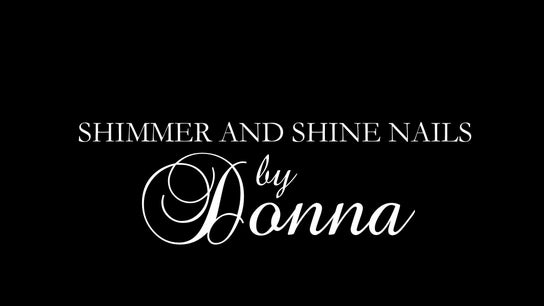 Shimmer & Shine Nails By Donna