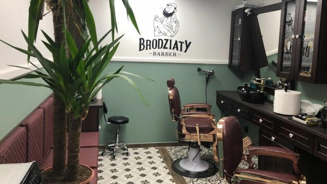 Brodziaty Barber