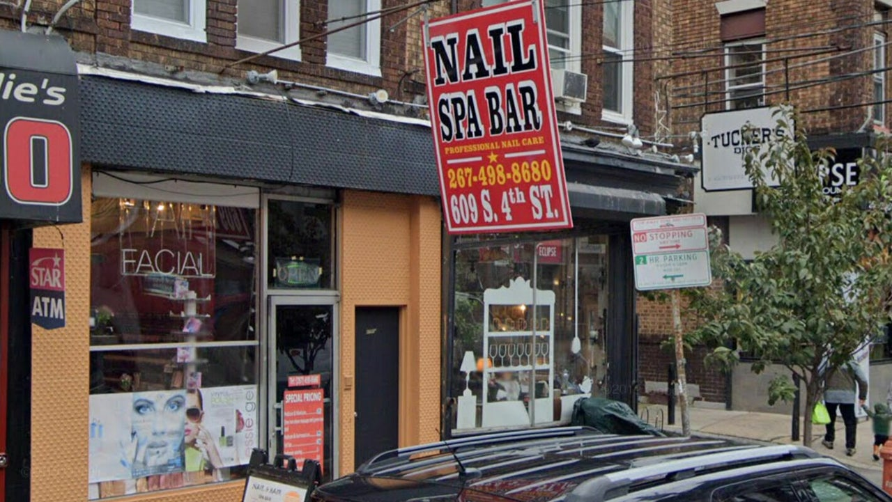 The Nail Spa Bar