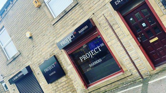 Project98 Barbers