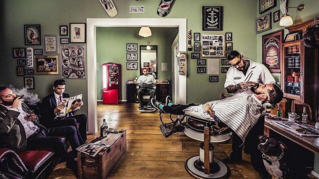 Salon Shine Cut