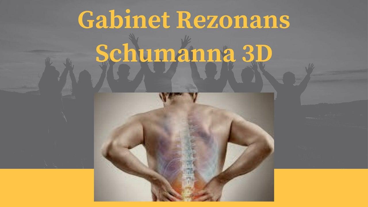Gabinet - Platforma Schumanna 3D - 1