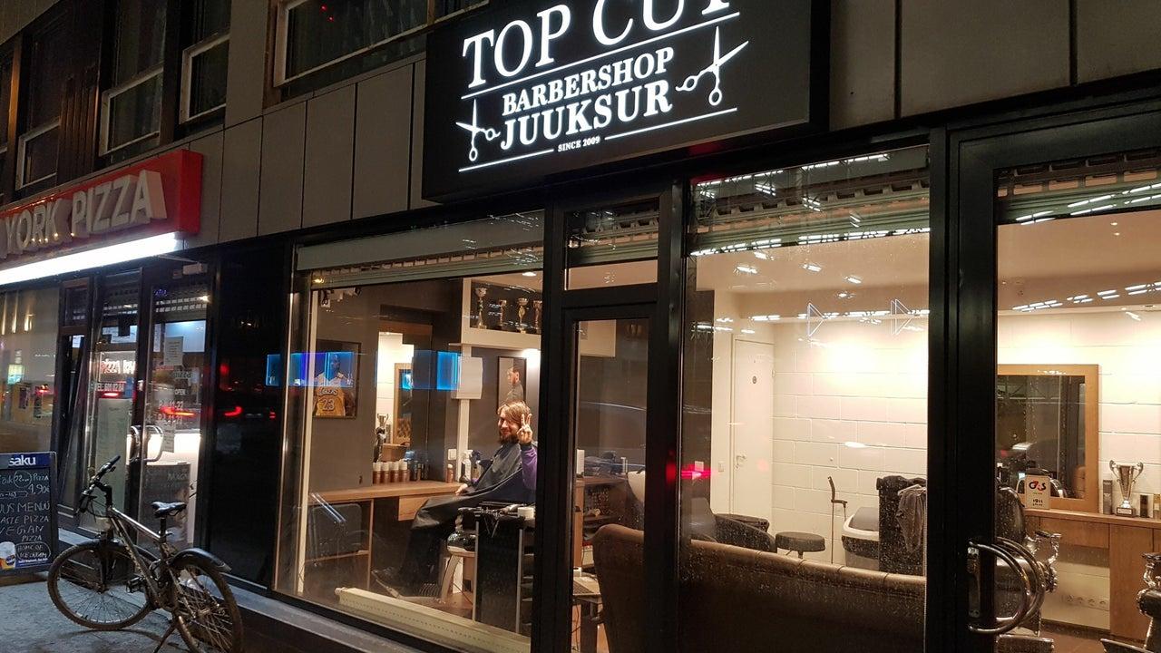 Top Cut Barbershop