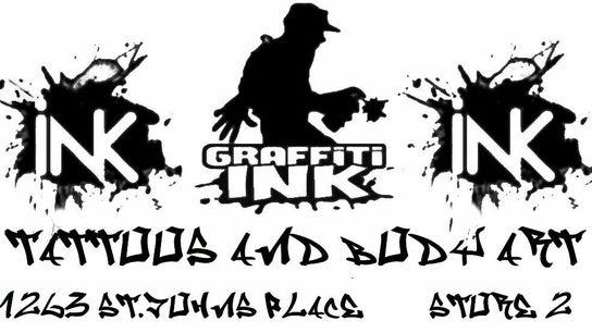 Graffiti Ink Tattoos