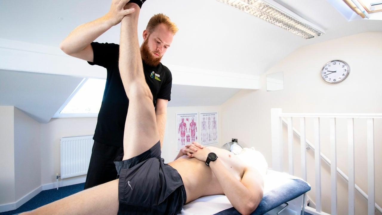 SB Sports Massage & Rehabilitation - Bolton - 1