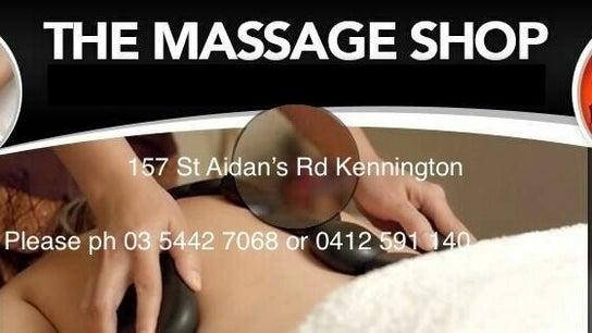 The Massage Shop Kennington