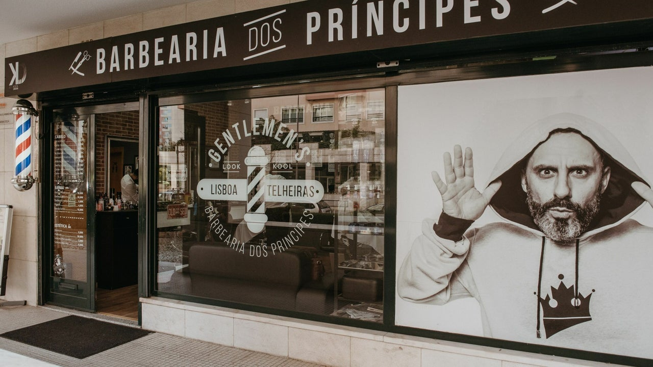 Barbearia dos Príncipes Unipessoal, Lda.
