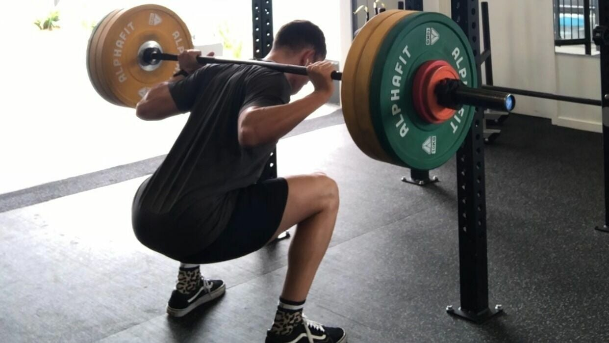 Liam Ross-Swaver Personal Training