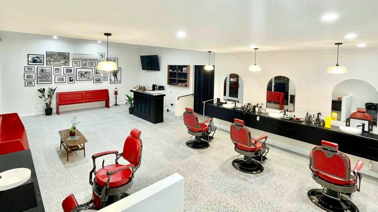 San Antonio Barbershop - 1