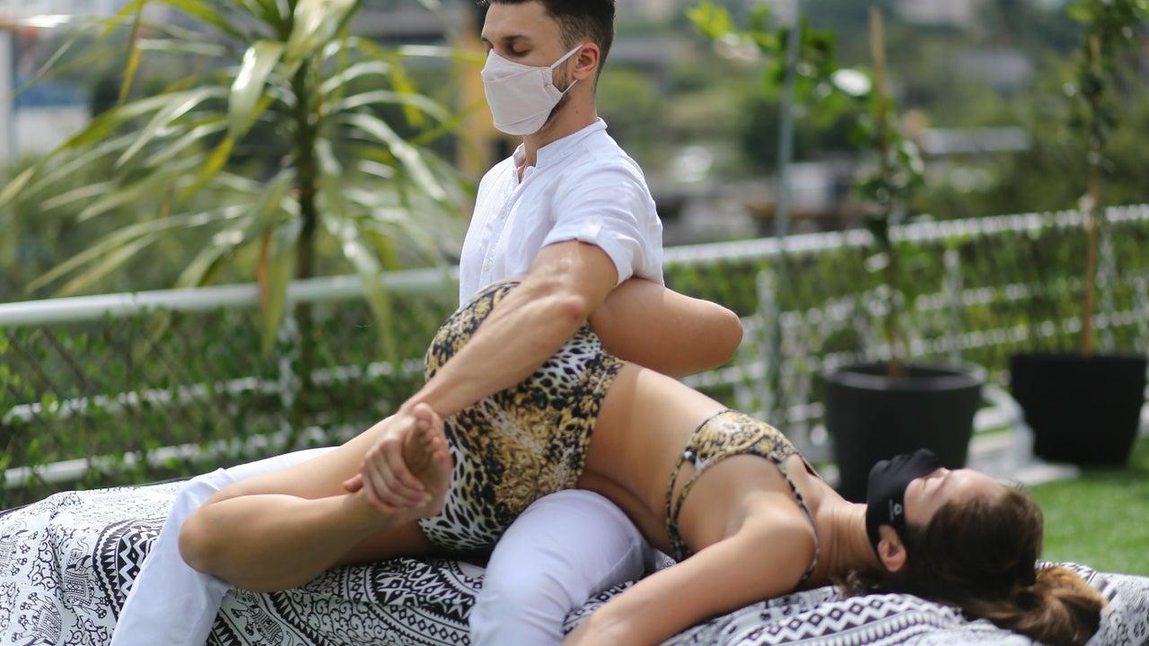 Felipe Luz Massage - 1