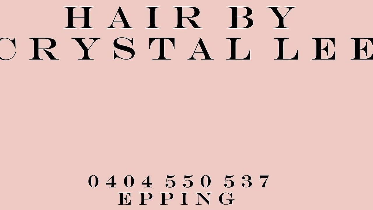 Hair by Crystal Lee