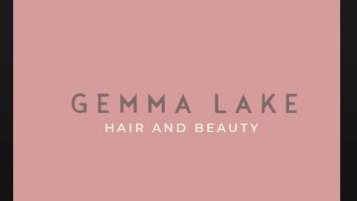 Gemma Lake hair and Beauty