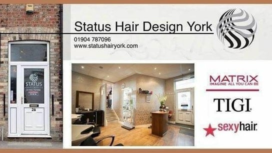 STATUS HAIR DESIGN