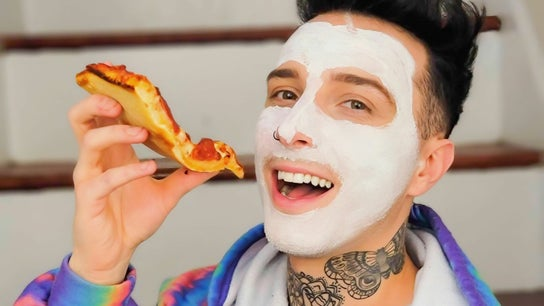 Skincare with Jimmy