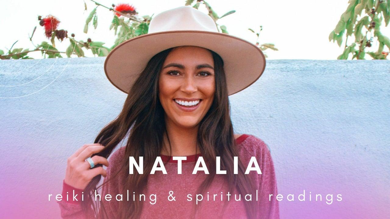 NATALIA   reiki healing & spiritual readings - 1
