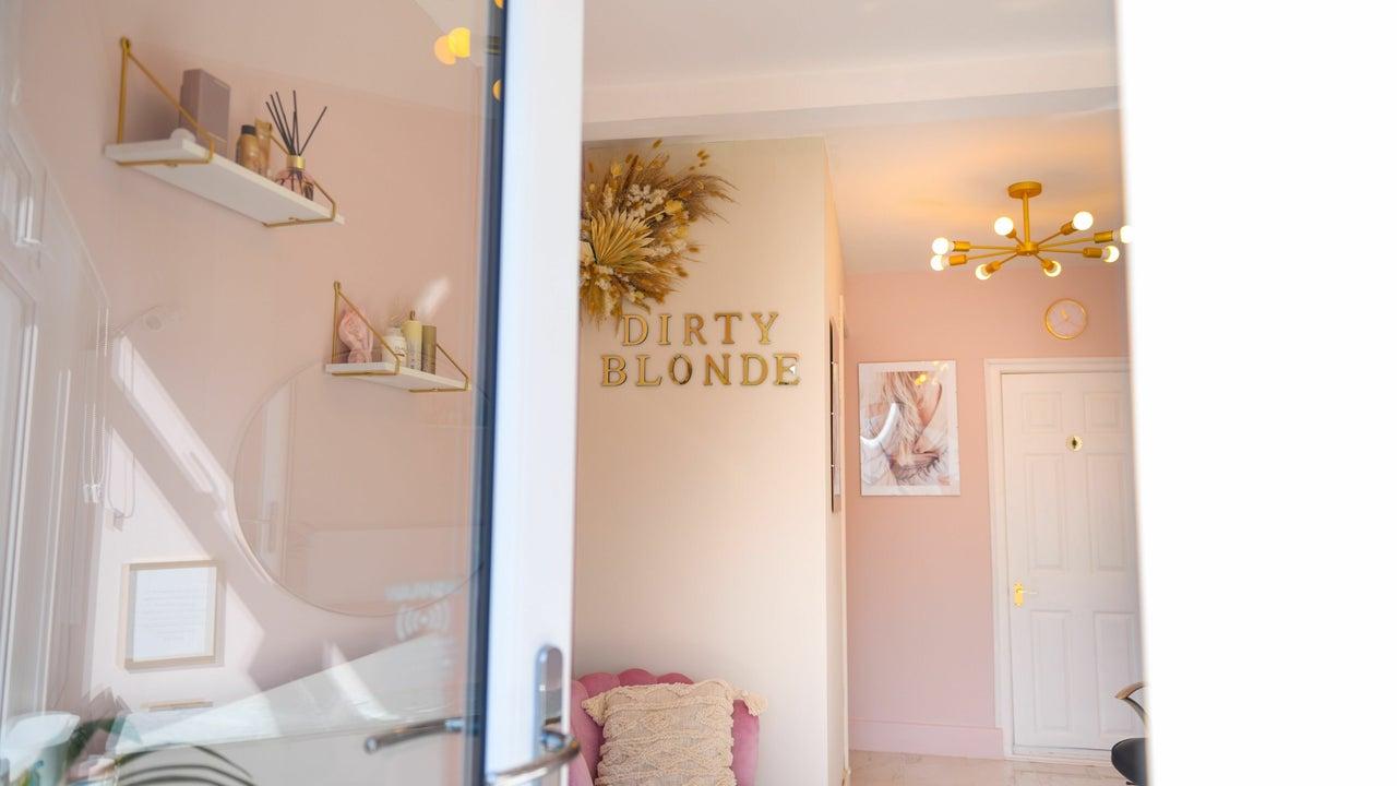Dirty blonde hair salon - 1