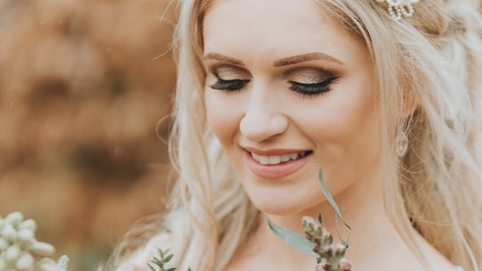 Ophelia Bridal Makeup