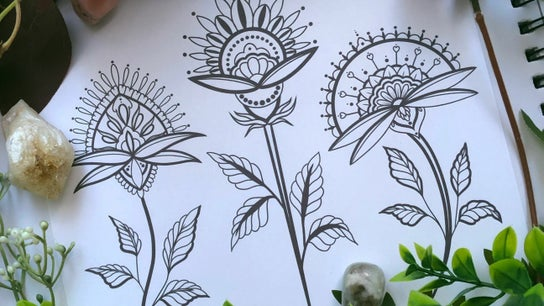 Millanah Tattoo- Garden of Lilith