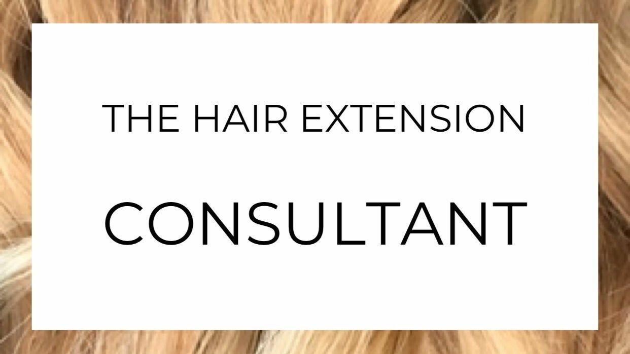 Rachael - The Hair Extension Consultant
