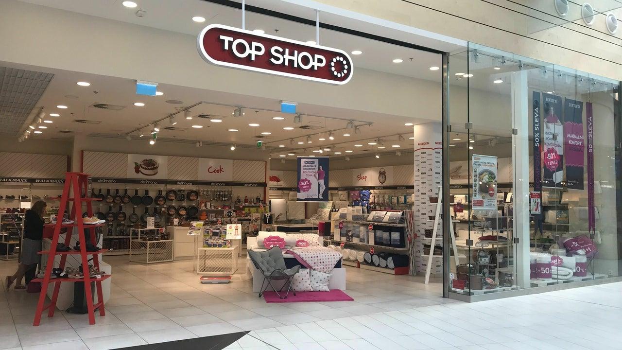 TOP SHOP - Avion Shopping Park Ostrava