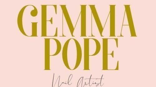Gemma Pope Nail Artist
