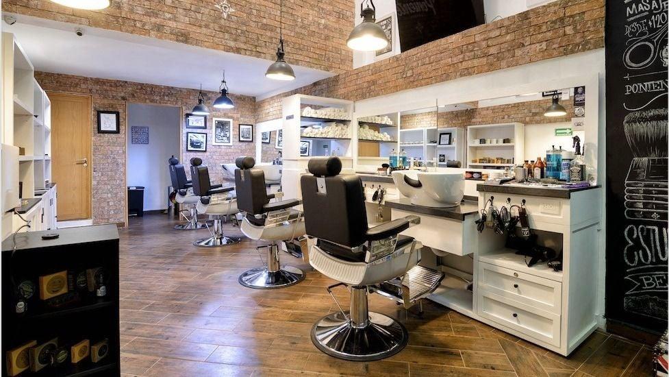 Barbería Poniente Interlomas  - 1