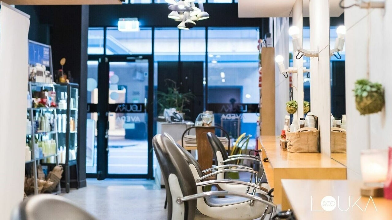 Louka & Co Hair Salon
