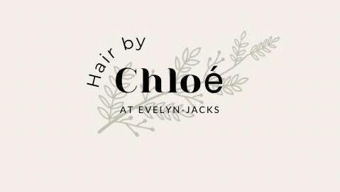 Hair by Chloé at Evelyn jacks