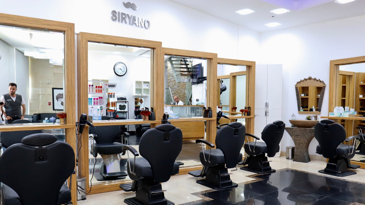 Siryano Gents Saloon and Spa, Escape Tower - 1
