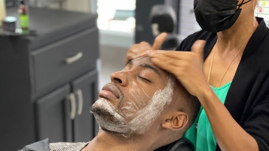 Men's Grooming Lounge