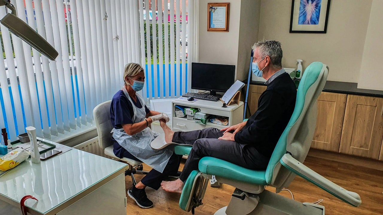 Crossgates Chiropody and Therapy Centre