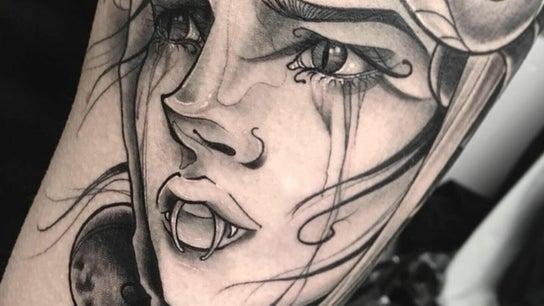 Kerry Gentle - Dagren Tattoo