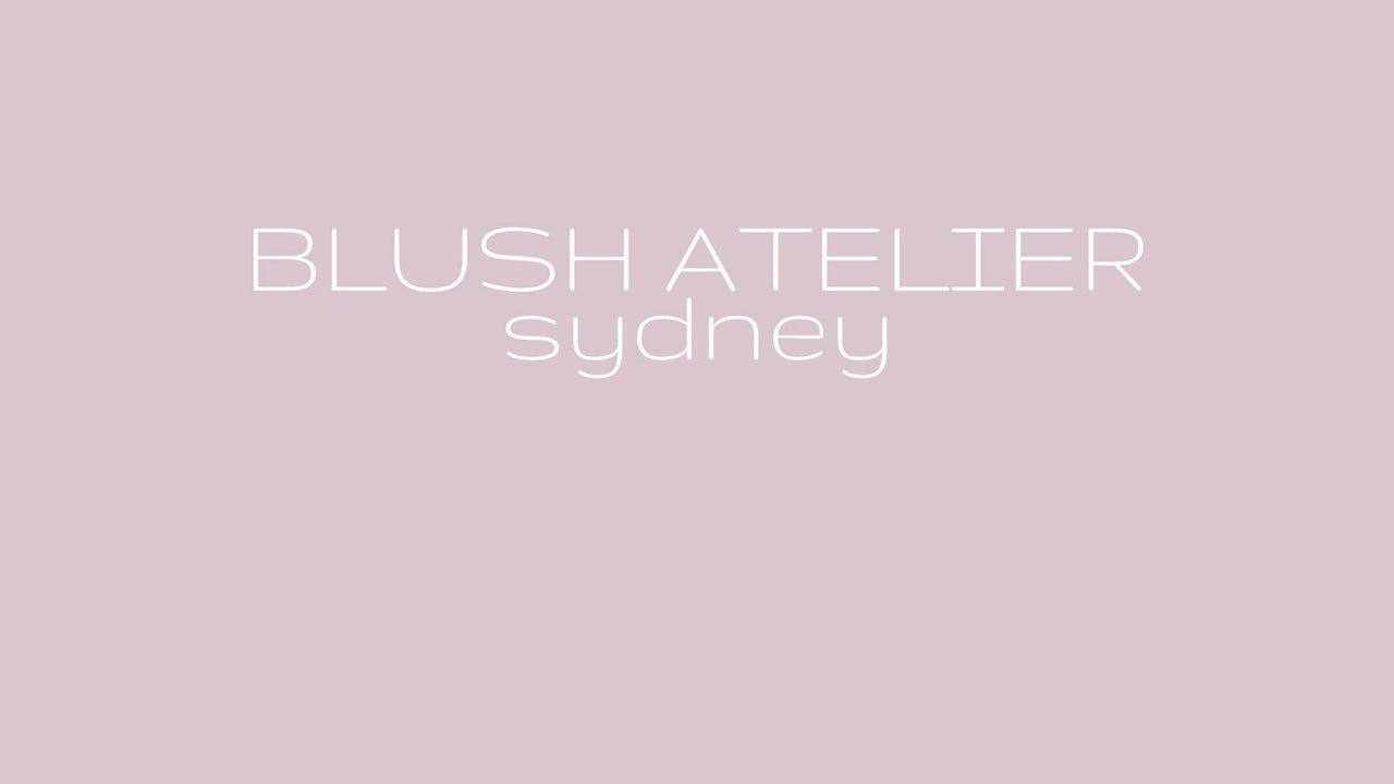 BLUSH Atelier Sydney