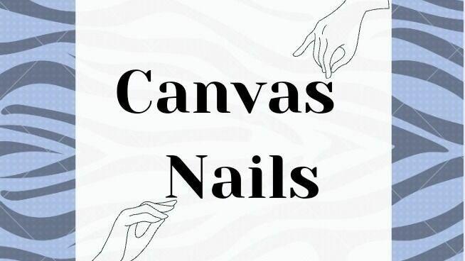 Canvas nails